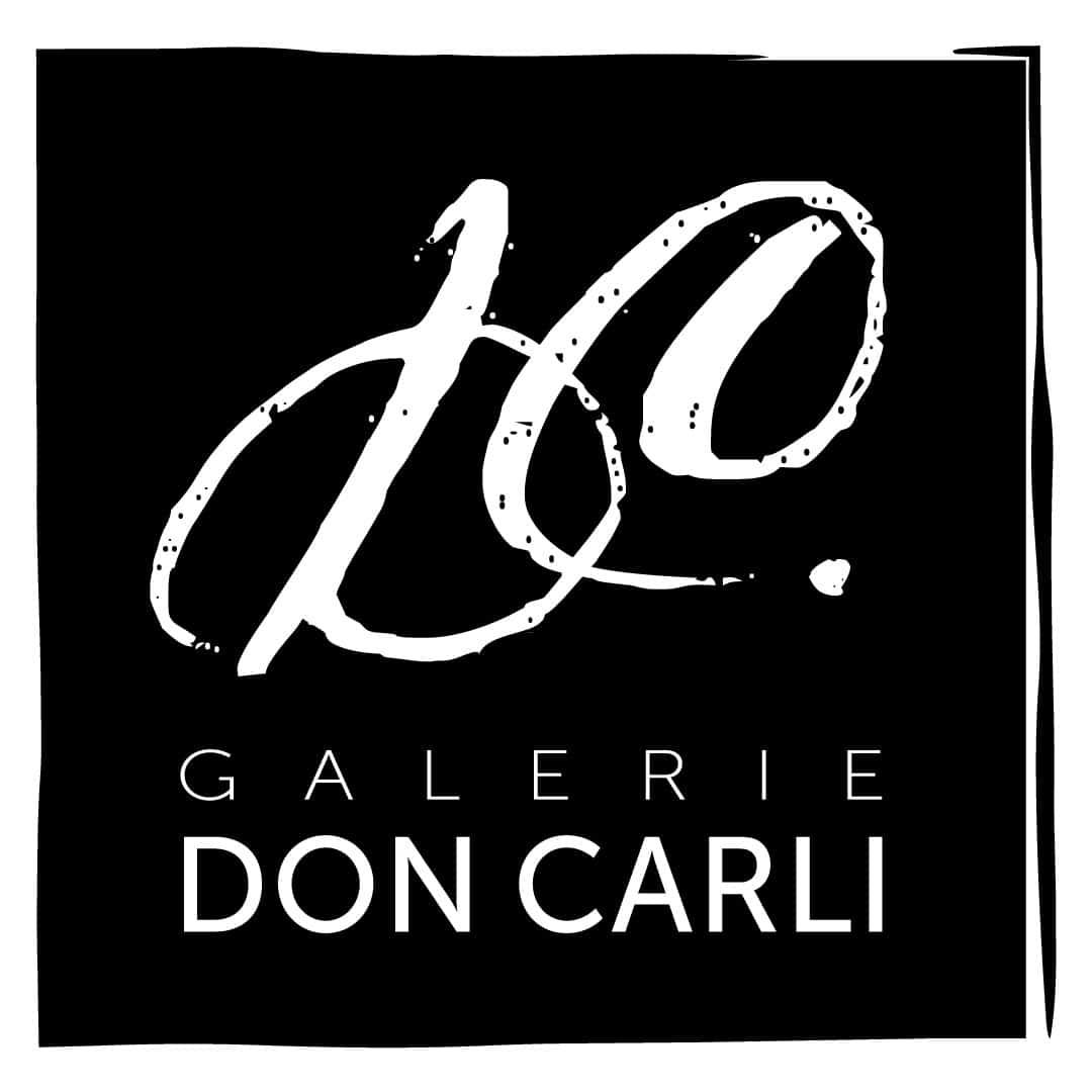 Logo Don Carli fond noir