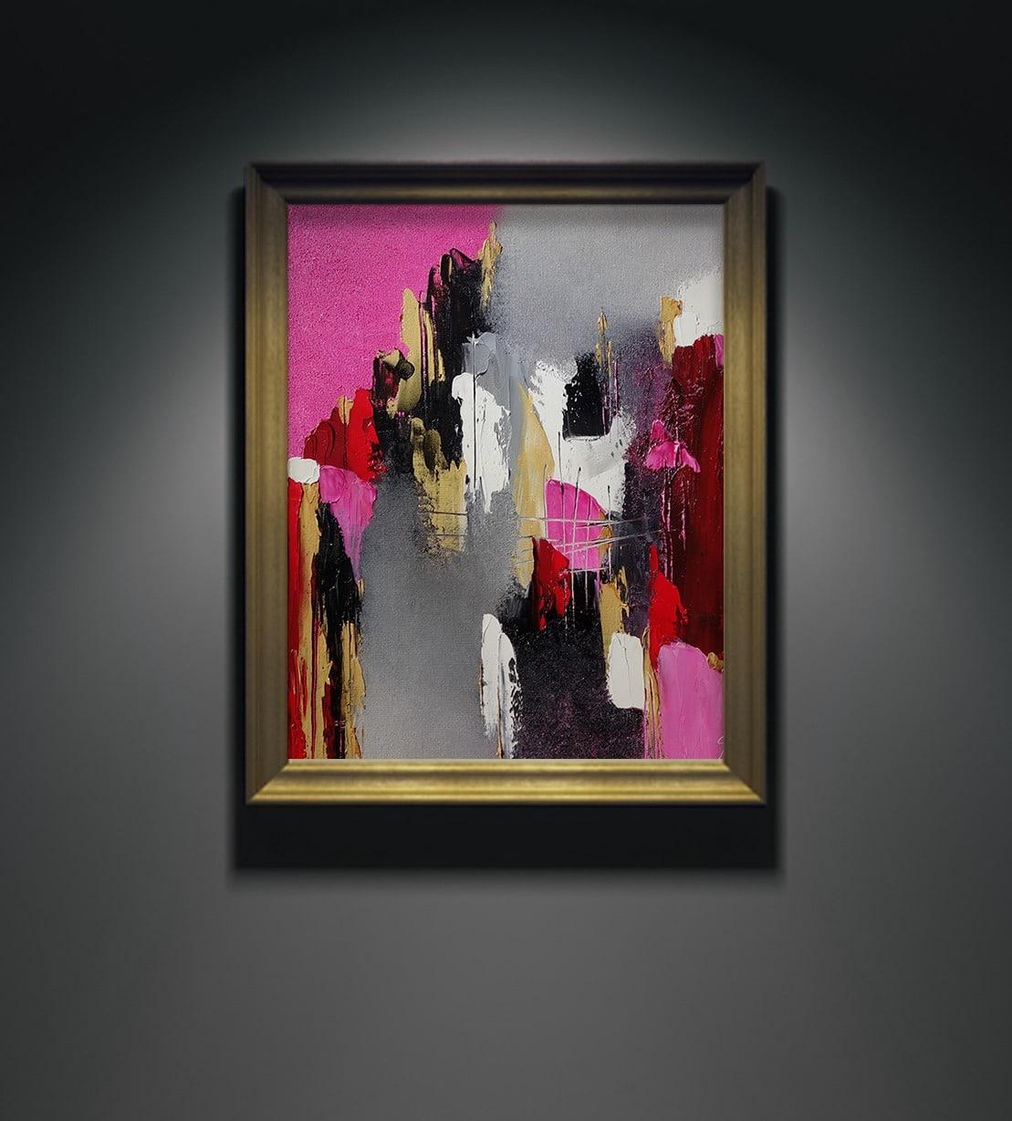 Dominique Mylène Gaultier Artiste abstrait