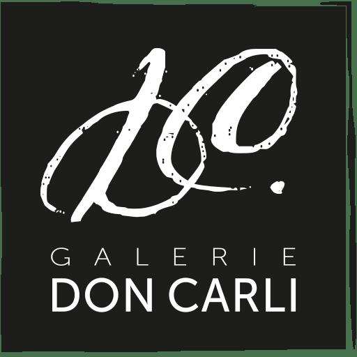 Logo galerie d'art Don Carli Lyon