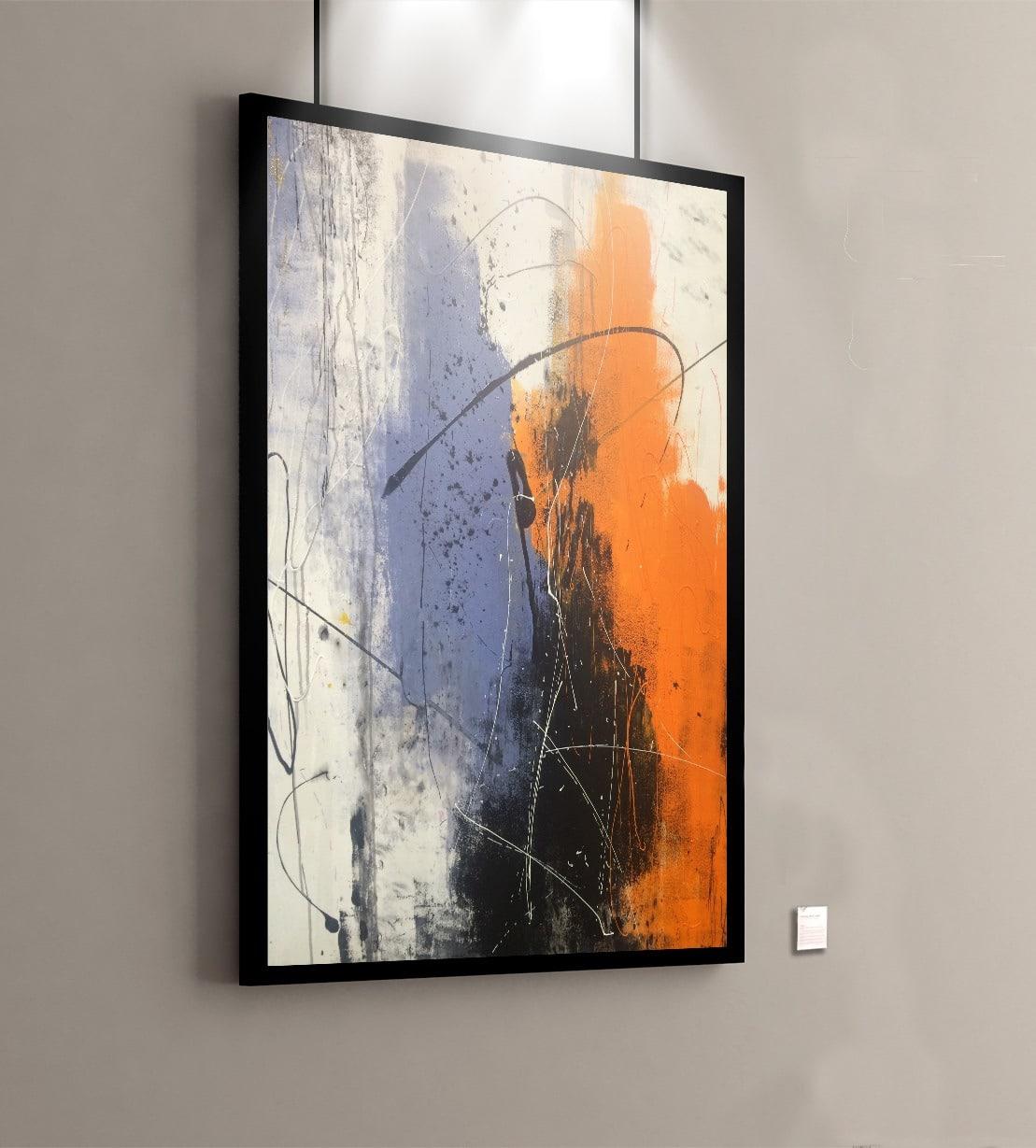 Kliger artiste abstrait Galerie Don Carli Lyon