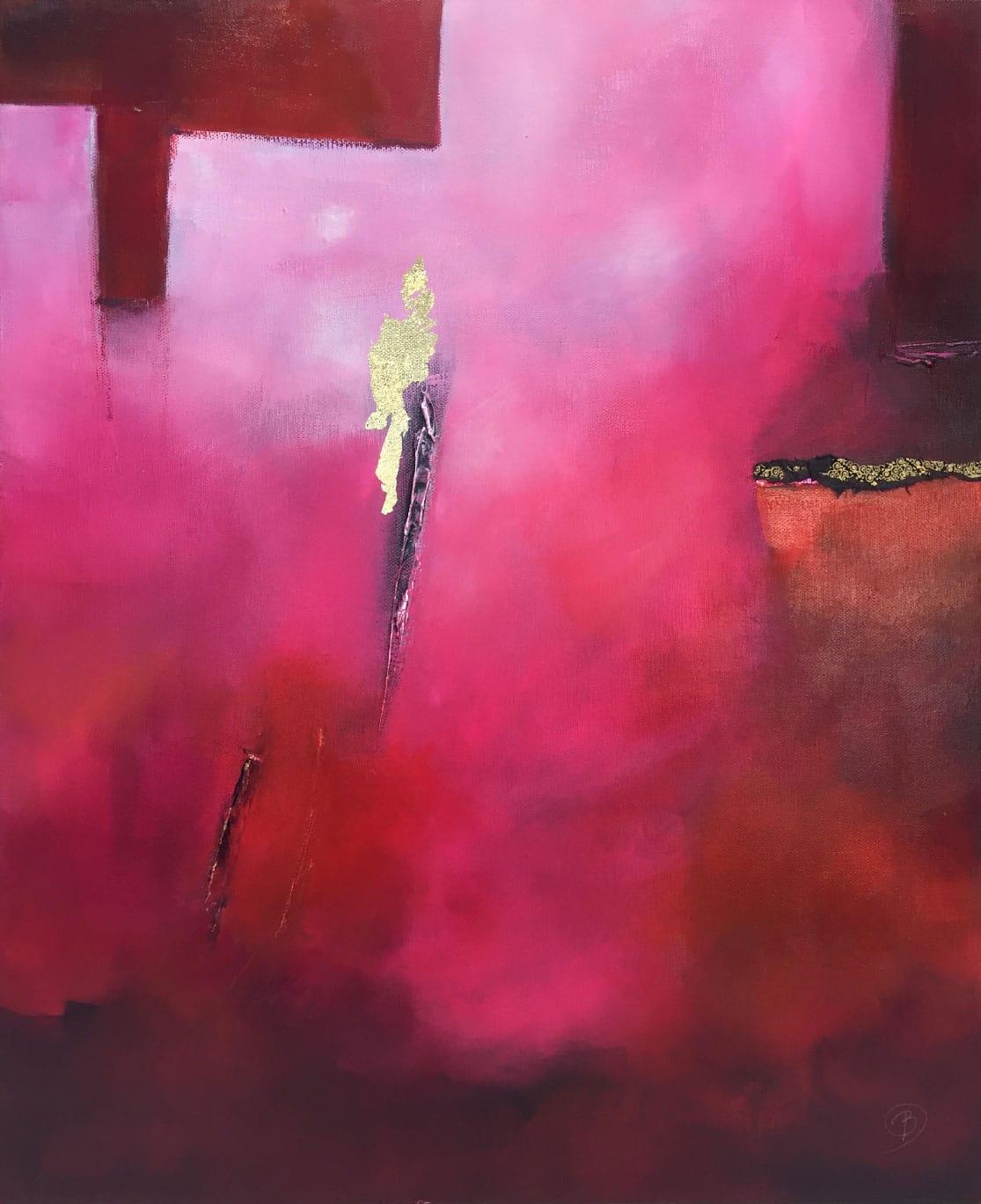 Lau Blou L'éveil de soi Art abstrait