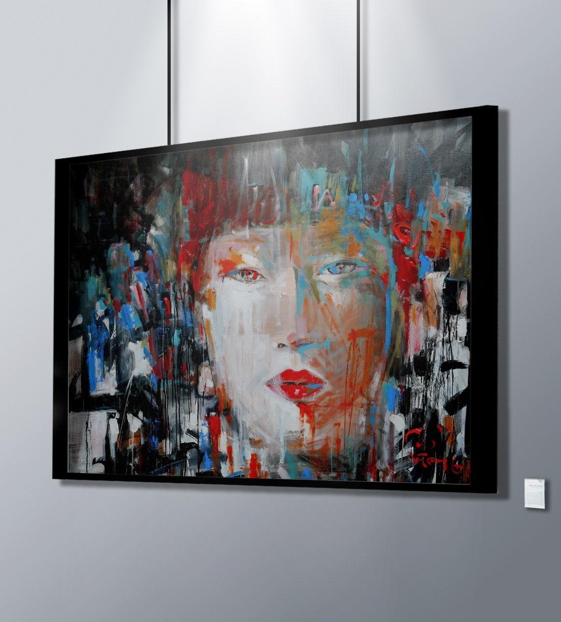 Van Tame Shialing my girl Galerie Don Carli