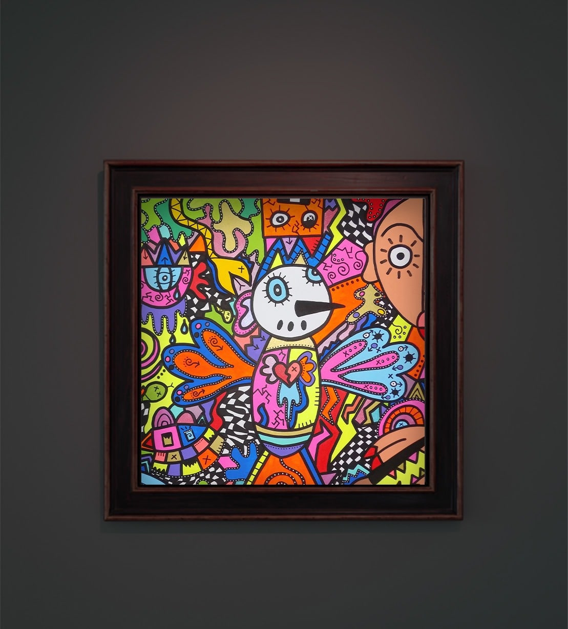 JULIE HOUDEMONT Galerie Don Carli