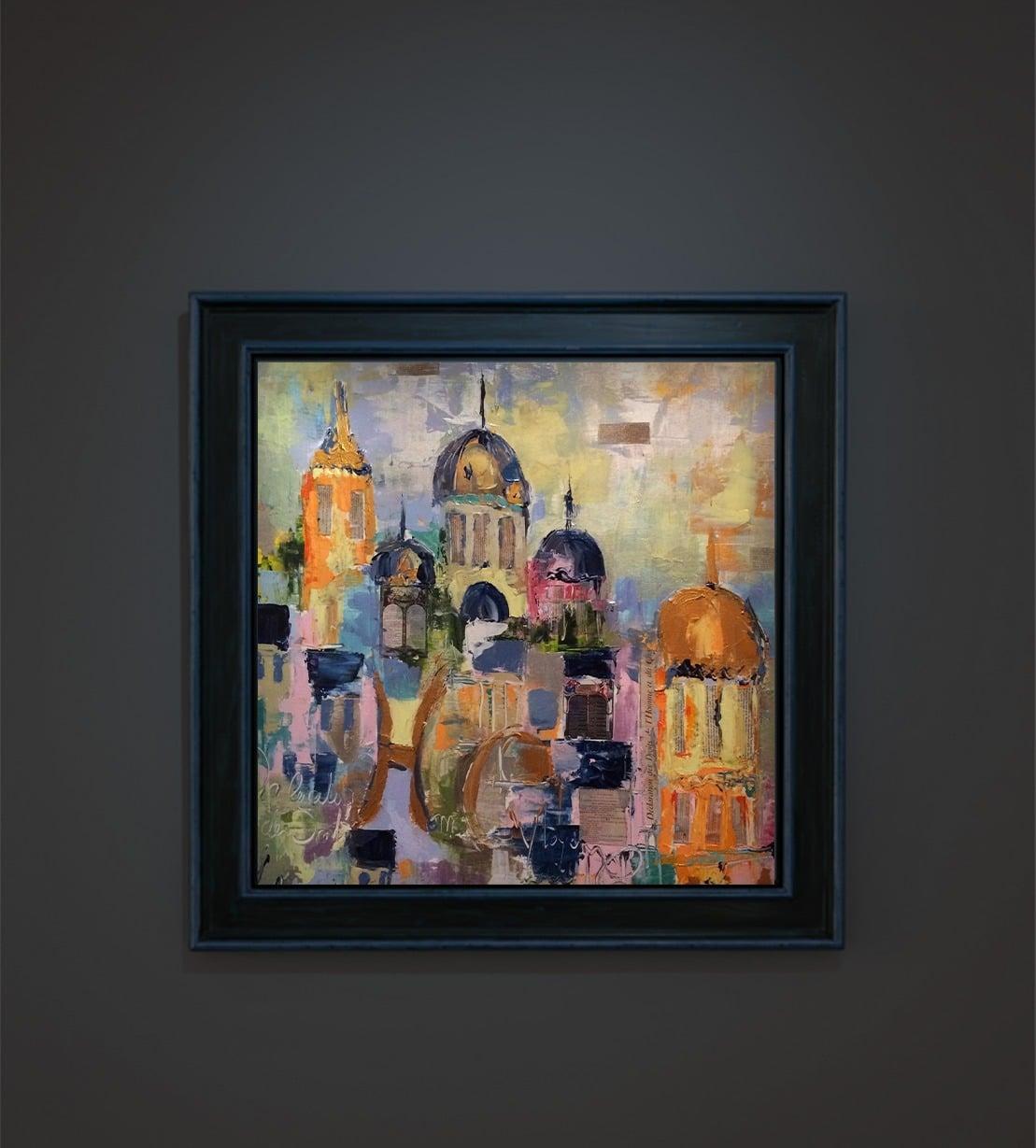 Armelle Bastide d'Izard Galerie DonCarli Lyon