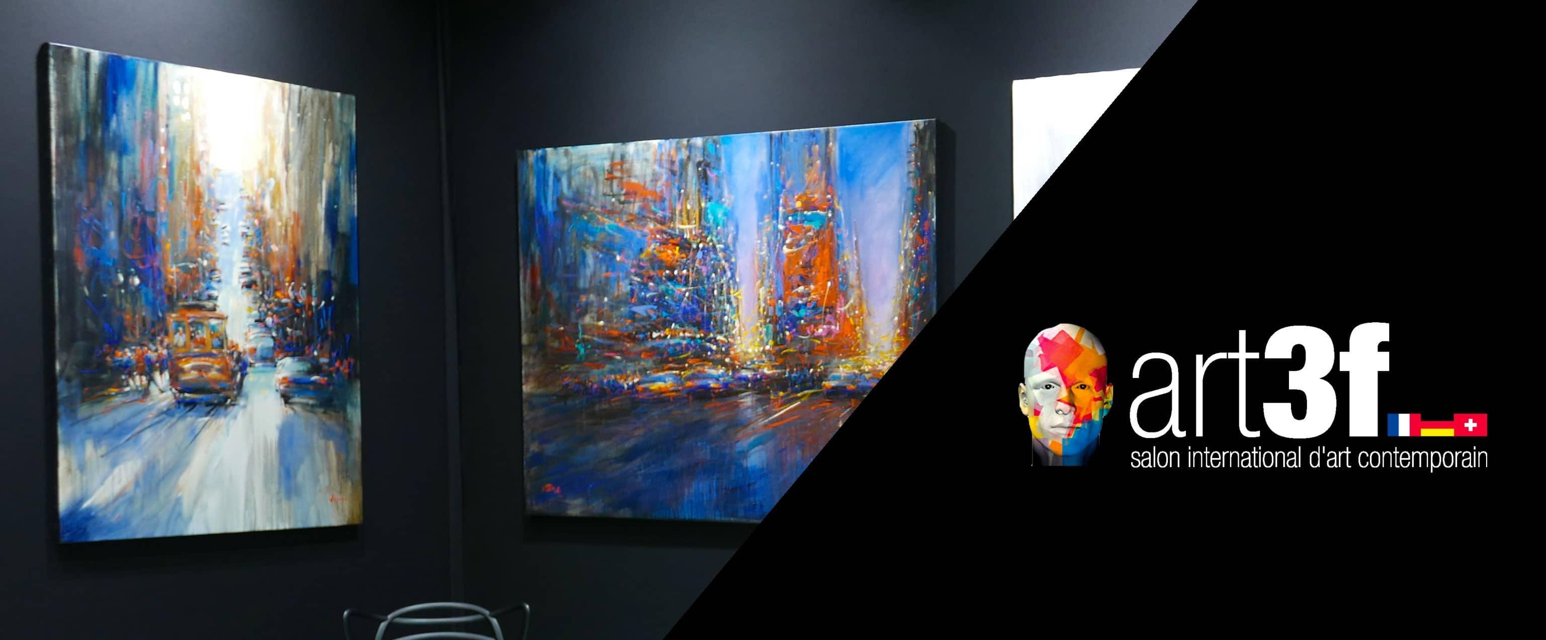 Art3f foire d'art 2020