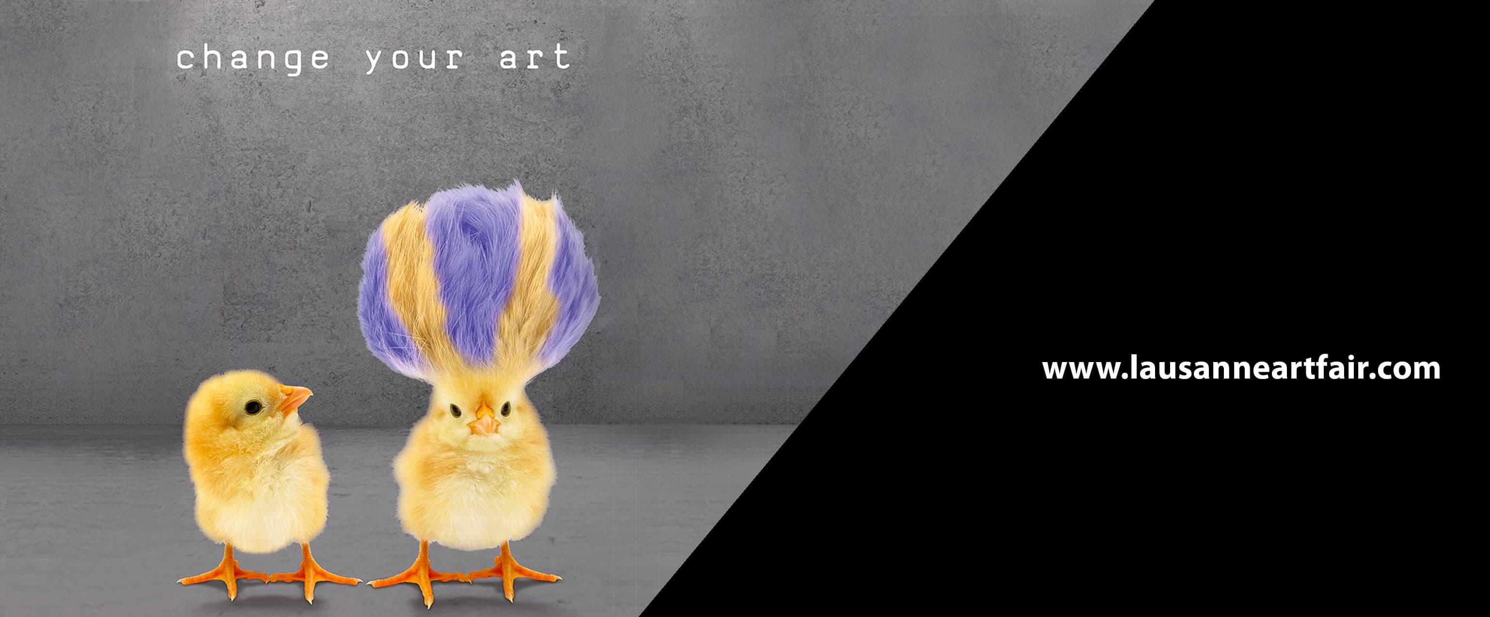 Lausanne Art Fair 2020 Galerie Don Carli