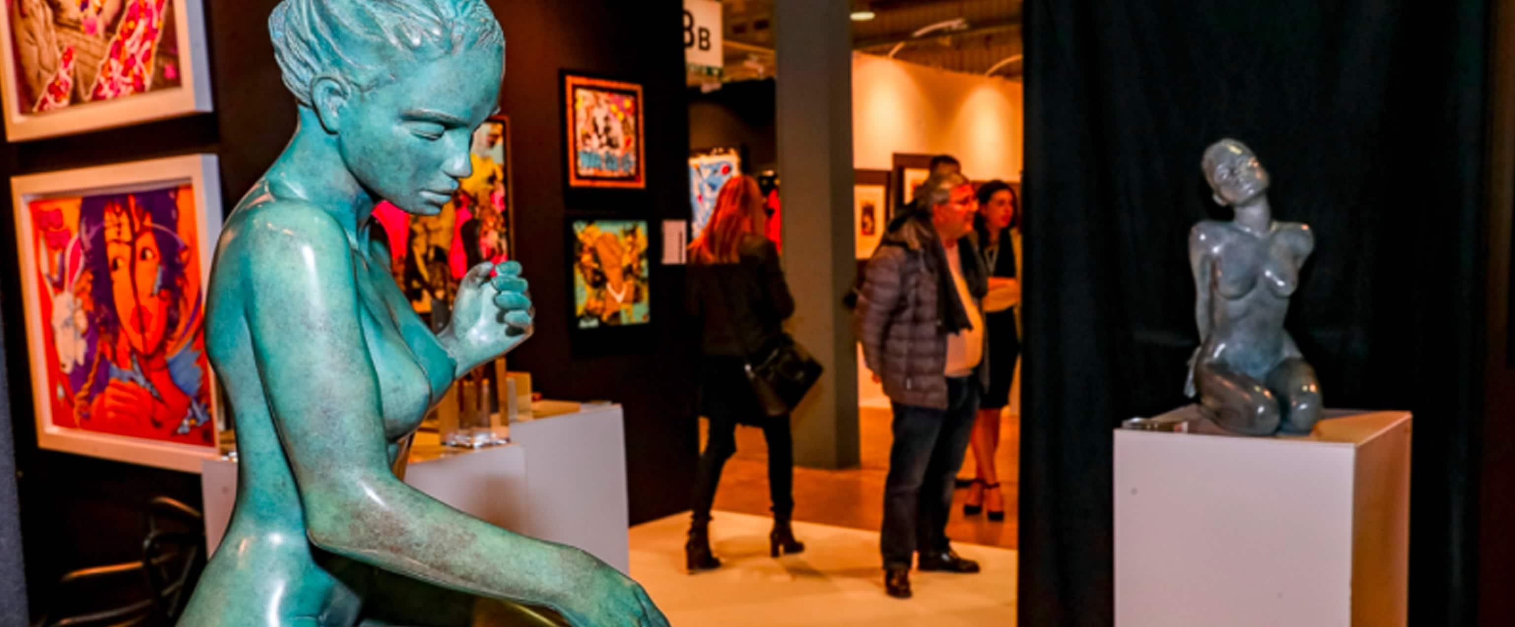 Luxembourg Art Fair 2019 Galerie Don Carli