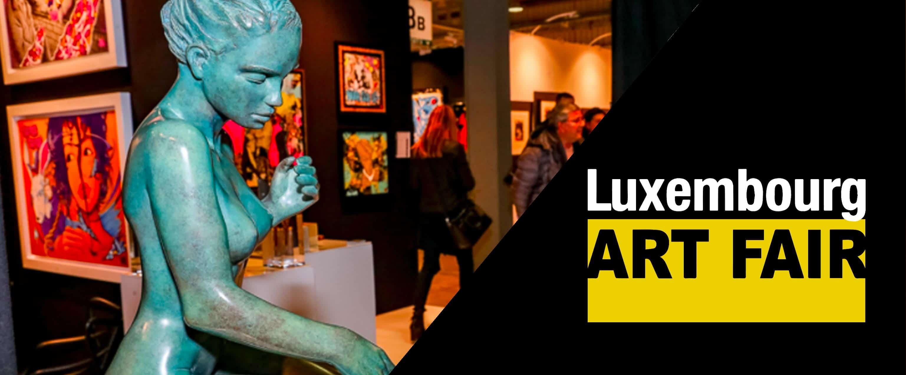 Galerie Don Carli Luxembourg Art Fair