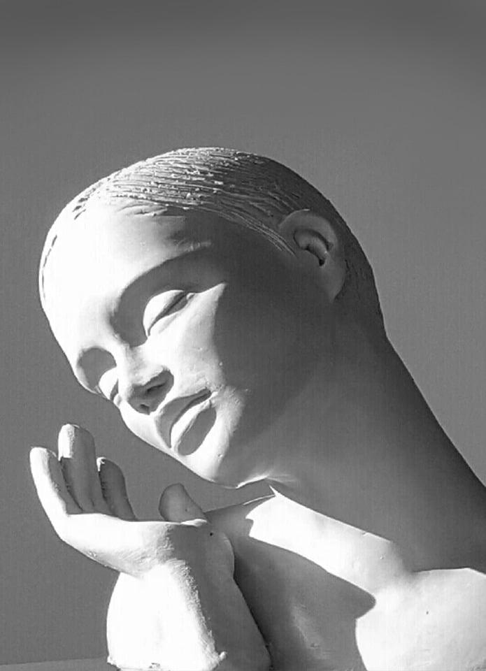 Delphone Rondeau Sculpture Hymne liberté