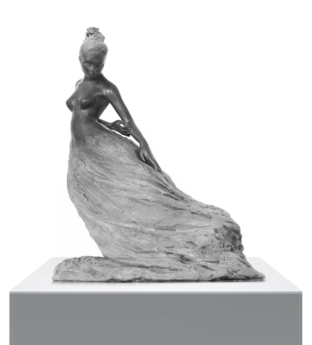 Belle de jour stature femme Delphine Rondeau