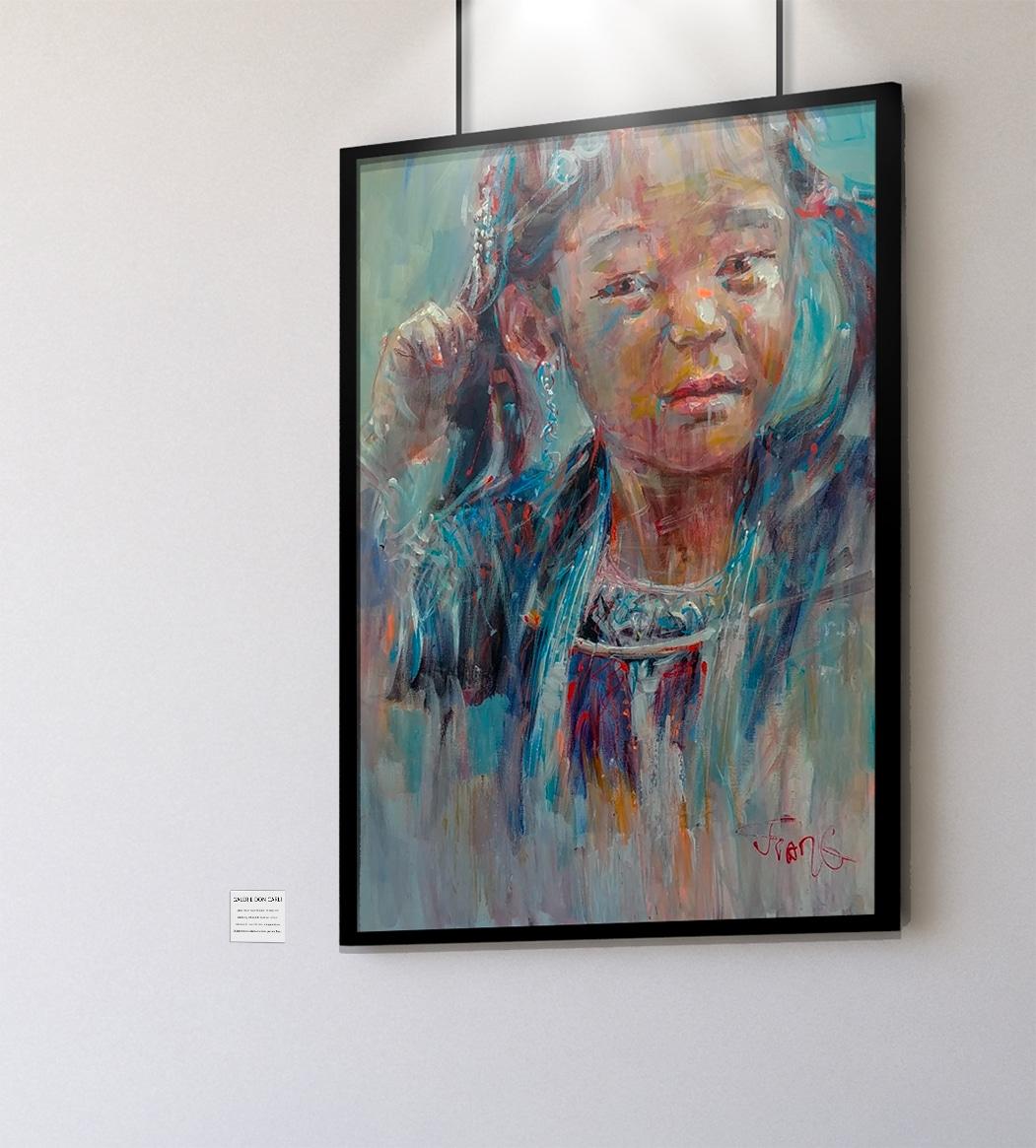Galerie Don Carli Van Tam Aspara