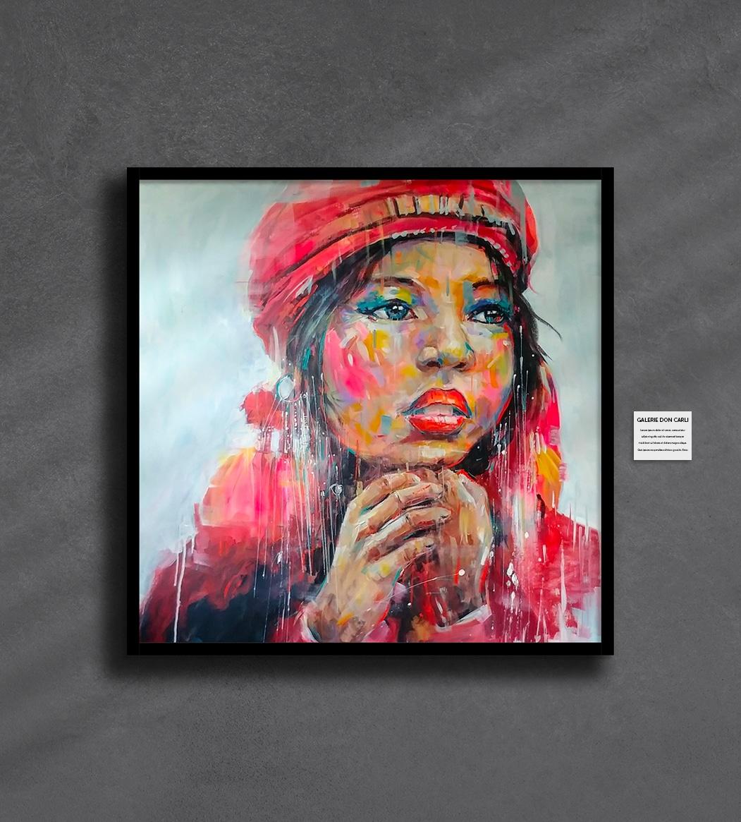 Galerie Don Carli Van Tam Hoping