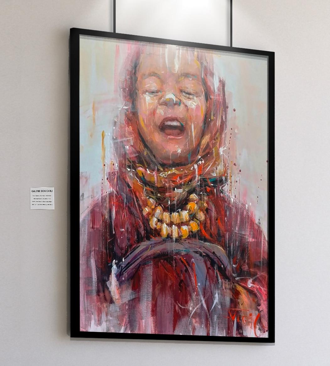 Galerie Don Carli Van Tam Innocent Smile