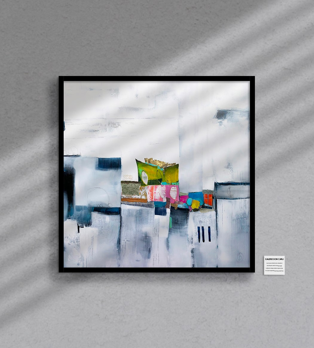 Lau Blou Galerie d'art Don Carli Lyon