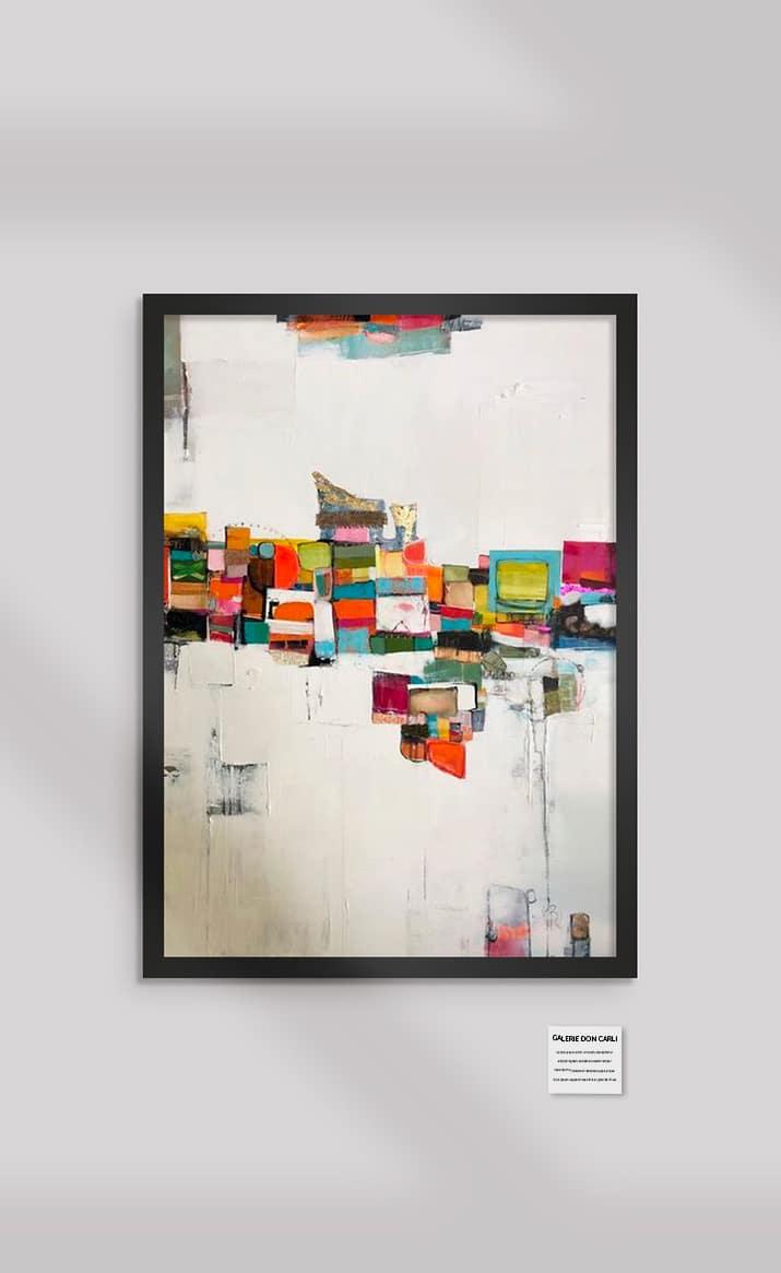 Lau Blou Galerie Don Carli Lyon