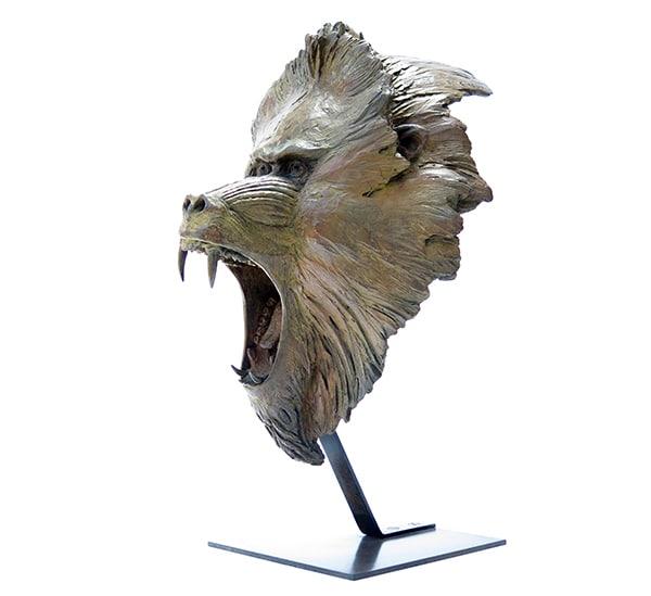 Rage de Vivre Pierre-Jean Chabert Galerie d'art lyon