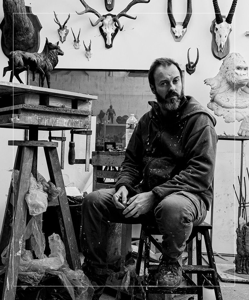 Portrait Pierre-Jean Chabert