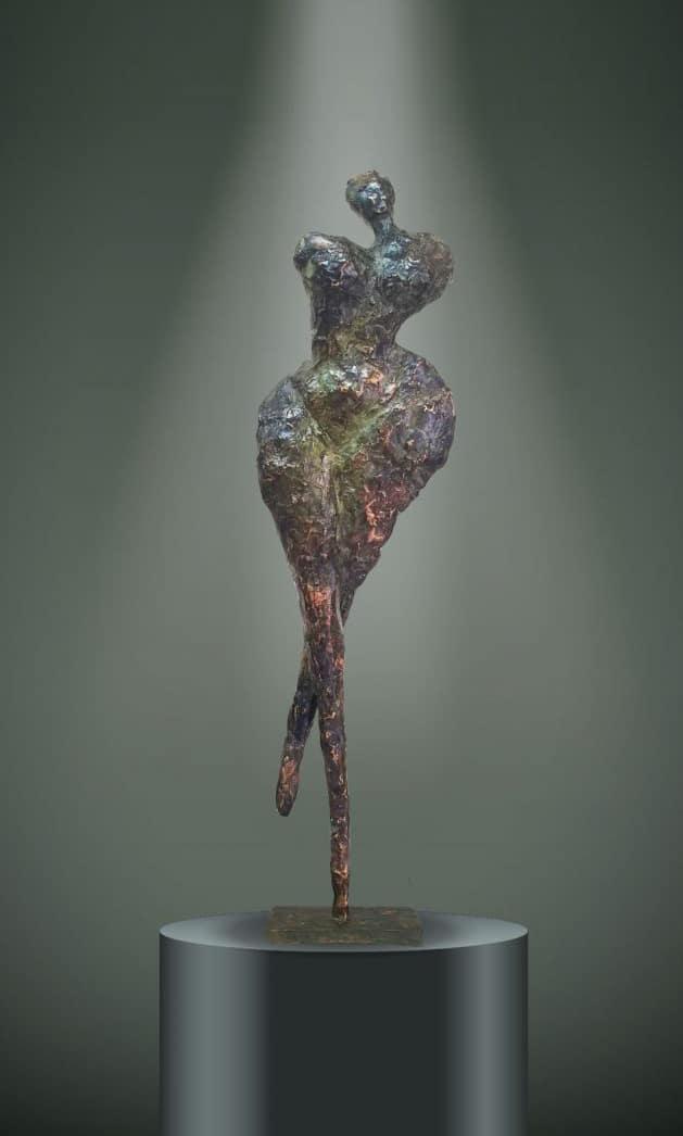 Galene Véronique VANTESONE Sculpture